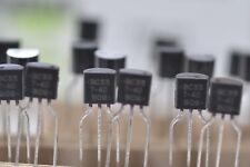 50x NPN-Transistor BC337-40 / BC 337-40 von Fairchild, 45 V / 800 mA, TO92, NOS