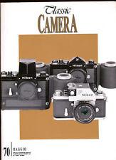 Classic Camera  N.70 Maggio 2009 rivista in italiano collezionismo fotografico