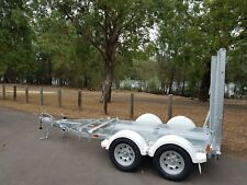 Plant trailer 1999 kgs ATM - New - galvanized take machine up to 1.4 tonne