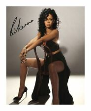 RIHANNA AUTOGRAPHED SIGNED A4 PP POSTER PHOTO 3