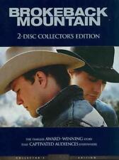 BROKEBACK MOUNTAIN NEW DVD