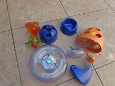 jeux et accessoires pour hamster ou rongeur