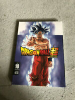Dragon Ball Super Part 10 (DVD, 2020) Episodes 118-131