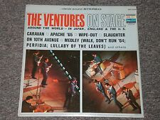 The Ventures On Stage~Around The World~Caravan~Dolton BST-8035~FAST SHIPPING!