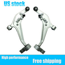 For NISSAN XTRAIL T30 2000-2007 FRONT LOWER WISHBONE ARMS /& LINKS /& D BUSHS 6PCE