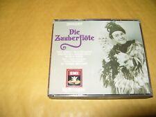 MOZART Die Zauberflote  Beecham 2 cd Fat Box 1989 cds are Mint / No Booklet