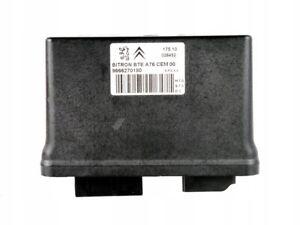 Original Peugeot 207 CC Verdeck Steuergerät 9666270180 Dach 8446 T4 12M Garantie