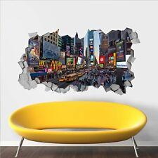 Adesivo 3D da parete, adesivo muro, Adesivo sagomato stampa alta risoluzione
