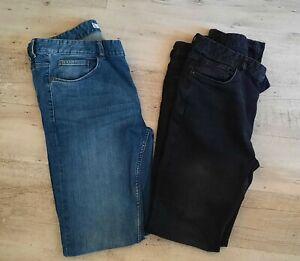 Lot De 2 Jeans Slim Homme Taille 44