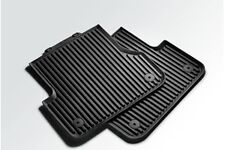 Audi A6 ALL WEATHER MATS NEW SET of 4 FRONT & REAR  2012-2016