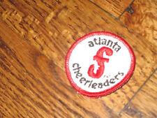 atlanta falcon  cheerleaders,patch, new old stock,,1960's