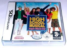 Jeu: high school musical pour la Nintendo DS + Lite + DSI + XL + 3 DS 2 DS