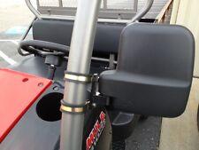 Side View Mirror Set for Kawasaki Mule 610, Heavy Duty, Large Size