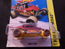 HW HOT WHEELS 2014 HW OFF-ROAD #88/250 DUNE IT UP BUGGY HOTWHEELS RED/YLLW VHTF