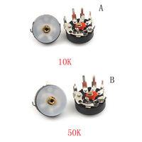 10pcs Potentiometer RV12MM 10K 50K Radio Potentiometer With Switch Fy