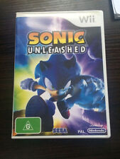 Sonic Unleashed - Wii version