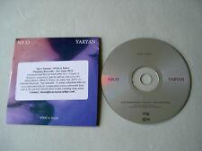 NICO YARYAN What A Tease promo CD album