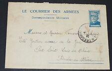RARE 1916 GUERRE 14-18 COURRIER DES ARMEES CORRESPONDANCE MILITAIRE JOFFRE