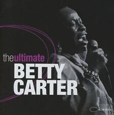 BETTY CARTER - ULTIMATE BETTY CARTER USED - VERY GOOD CD