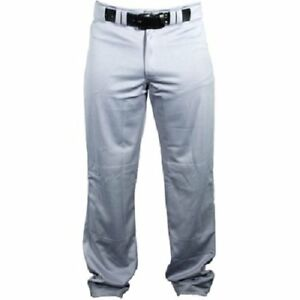 "Louisville Slugger Youth Baseball White Pants, X Large 30""-32"" Waist  28"" Inseam"