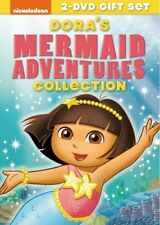 Dora the Explorer: Dora's Mermaid Adventures Coll [New DVD] Full Frame, Gift S