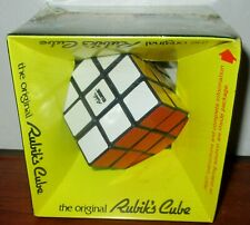 VINTAGE  1980's THE ORIGINAL RUBIK'S CUBE  No. 2164-2 IDEAL TOYS SEALED