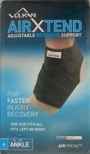 Vulkan Airxtend Adjustable Neoprene Support Left Right Ankle One Size
