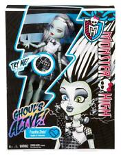 FRANKIE STEIN GHOULS ALIVE MONSTER HIGH DOLL Brand New