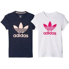 Camisas, camisetas y tops de niña de 2 a 16 años adidas 100% algodón