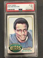 1976 Topps Walter Payton #148 PSA 5 EX Rookie HOF Bears
