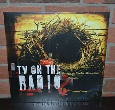 TV ON THE RADIO - Return To Cookie Mountain, Limited RED VINYL New & Sealed!
