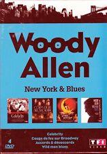 COFFRET DVD NEUF WOODY ALLEN NEW YORK & BLUES