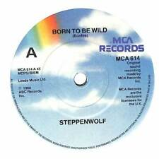 "Steppenwolf - Born To Be Wild - 7"" Record Single"
