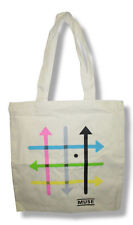 Muse Disorder Natural Tote Bag New Official Band Merch