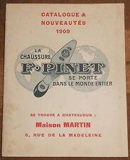 La Chaussure F. Pinet se porte dans le monde entier – Catalogue et Nouveautés ..
