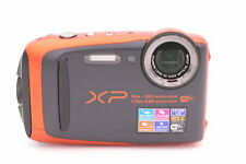 Fujifilm FinePix XP Series XP90 16.4MP Digital Camera - Orange