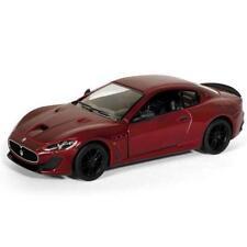 New Kinsmart Maserati GranTurismo MC Stradale Diecast Model Toy Car 1:38 Red