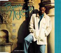 Brian McKnight Maxi CD One Last Cry - Europe (M/EX)