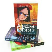 Agatha Oddly 3 Books Young Adult Collection Paperback Set By Lena Jones