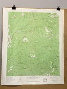 Grandfather Mountain Pisgah North Carolina Tennessee Valley Authority TVA Map NC