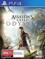 Assassins Creed Odyssey Action Adventure Role Play Game Sony PS4 Playstation 4