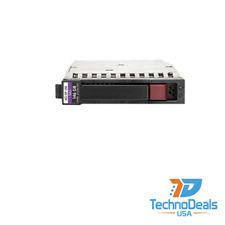 """HP 512547-B21 512744-001 146GB 6G DP 2.5"""" SAS 15K RPM hdd"""