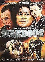 War Dogs DVD WARDDOGS 1994 Neil Duncan Emma Croft War Action B-Grade Movie RARE
