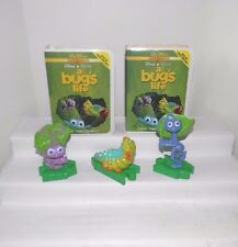 3 Walt Disney A BUG'S LIFE Gold Classic Collection TOYS 2000 McDonald (2 in Box)