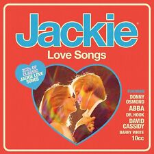 Jackie Love Songs CD 36 Tracks 2CDs of classic Songs Donny Osmond Abba Dr Hook