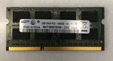 2GB DDR3 2Rx8 PC3 Laptop Memory. #A4
