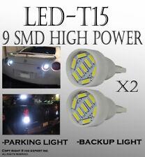 4 pcs Diamond White T15 906 579 901 908 LED Replace Side Marker Light Bulbs D13