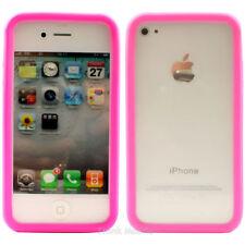Fundas y carcasas bumperes Para iPhone 4 para teléfonos móviles y PDAs Apple