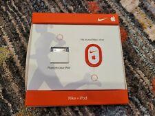Nike + iPod Sport Kit Running Shoe Sync Sensor Wireless Connection Apple used