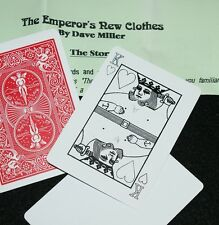 The Emperors New Clothes -naked royalty! -strange, memorable packet Tmgs